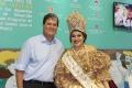 Camila I, Reina de la Caña de Azúcar participa en la Agroexpo