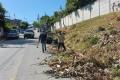 Campaña de Limpieza en Ave. Jerusalén