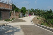 Proyecto Col. La Esperanza, Línea Férrea