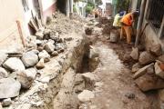 Avances en proyecto de Aguas Negras Col. El Huerto