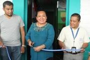 Inauguración CDA de Cujuapa