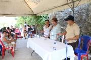 Inauguración de proyecto en Prados de Cuscatlán