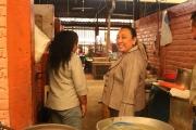 Inicio proyecto Cambio de Tuberías Mercado de Cocinas